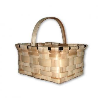 cesta para setas mediana de castano fabricacion nacional 1