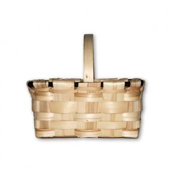 cesta para setas mediana de castano fabricacion nacional 2