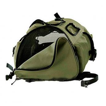 mochila para setas con bolsillos 1
