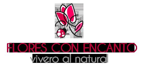 Logotipo Flores con encanto