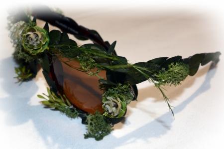 gafas flores preservadas patilla