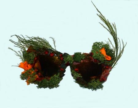 gafas flores preservadas superstar