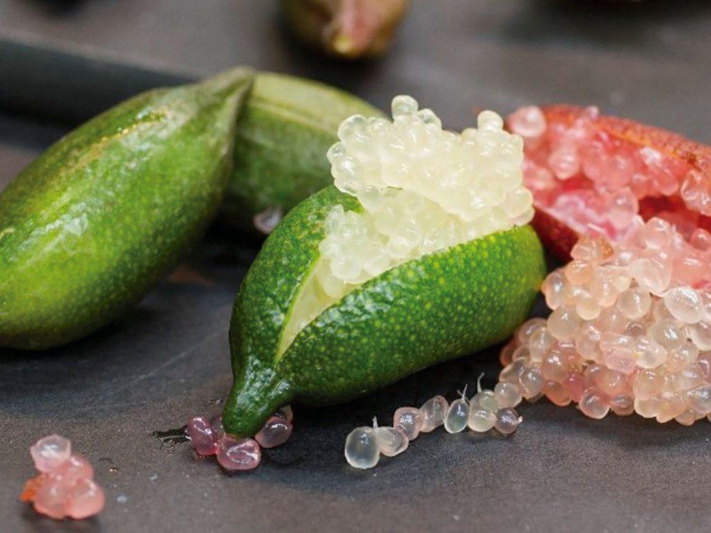 caviar citrico fruto