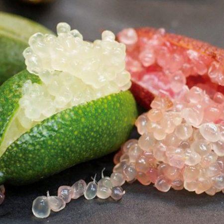 caviar-cítrico-de-fruto-rosa