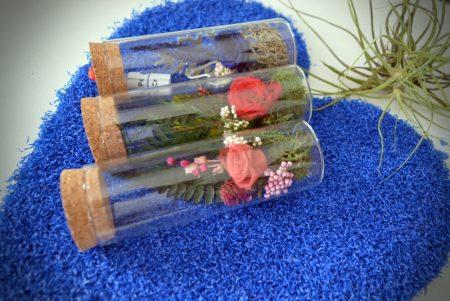 mensajes encanto rosas preservadas